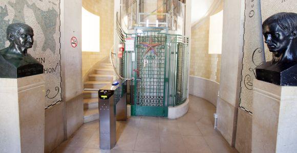 Le Phare du Cap Ferret, exposition Horizons Voyageurs, la galerie basse, entrée